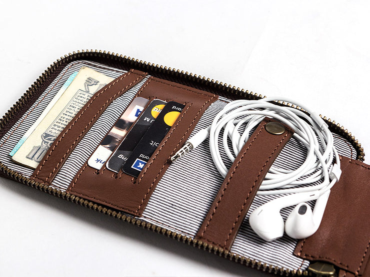 AIO Mobile wallet - Classic Tan