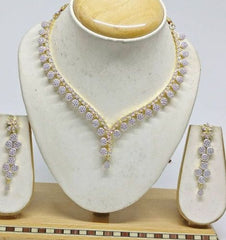 GOLD LUXURY STONE SET 001