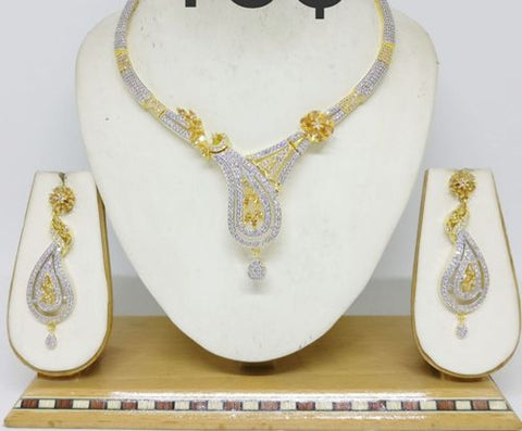 GOLD LUXURY STONE SET 002