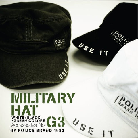 MILITARY HATS G3