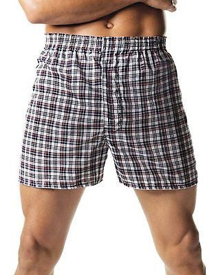 3 in 1 Pack Victan Checkered Men's Underwear | Boxers