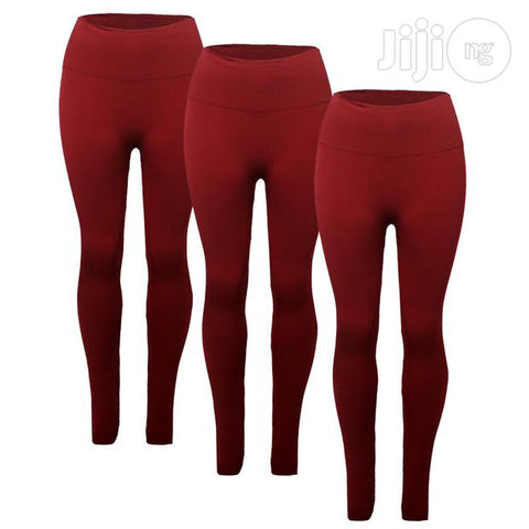 Thick PLUS Size High Waist Leggings