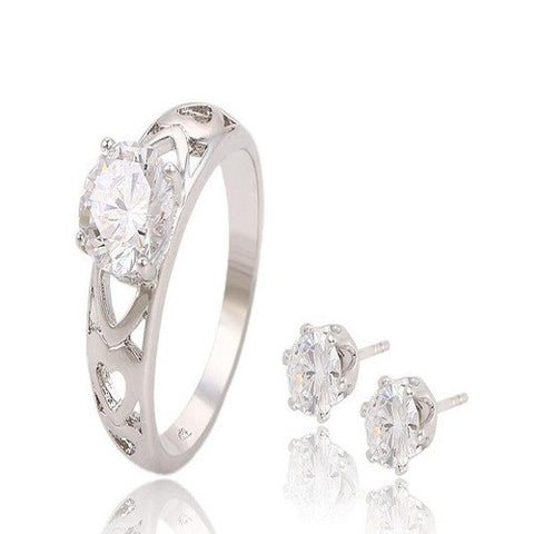 EARRING & RING SET 63679