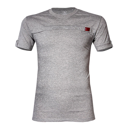 LEVI STRAUSS & CO GREY UNISEX T-SHIRT- LARGE