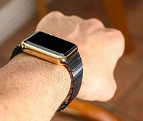 Apple Inspired Touch Watch - Black