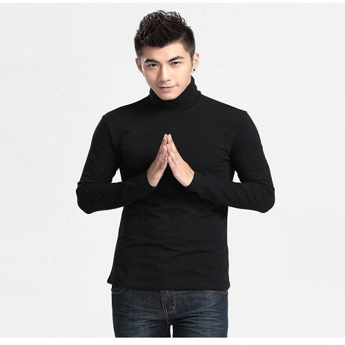 turtle neck t-shirts