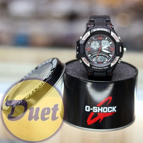 CASIO G.SHOCK 13002 ALARM CHRONOGRAPH WRIST WATCH