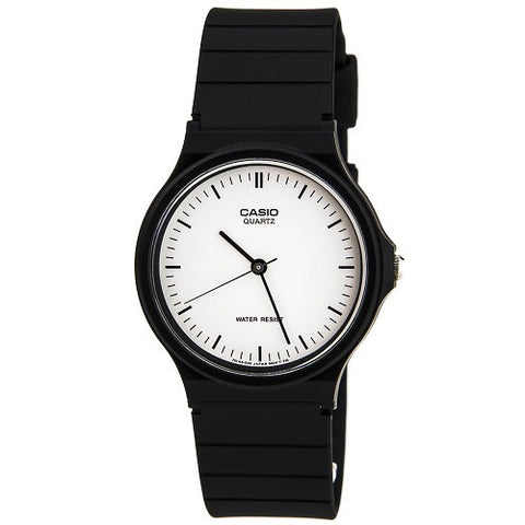 Casio  MQ24-7E Black Casual Watch
