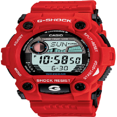 G-shock wrist watch Red G7900-1