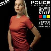 POLICE SALES TEE SHIRT GC.001