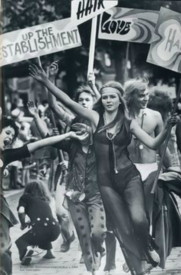 counterculture during the 60s essay Between 1945 and 1975 various groups in the united states engaged in protest   may contain errors that do not seriously detract from the quality of the essay   princeton spring riot (early campus riot 1960s)  counterculture and hippies.