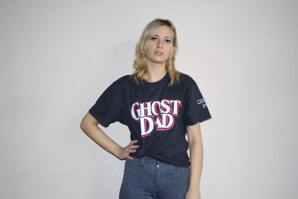 1980s Ghost Dad Movie Bill Cosby 80s VTG T Shirt