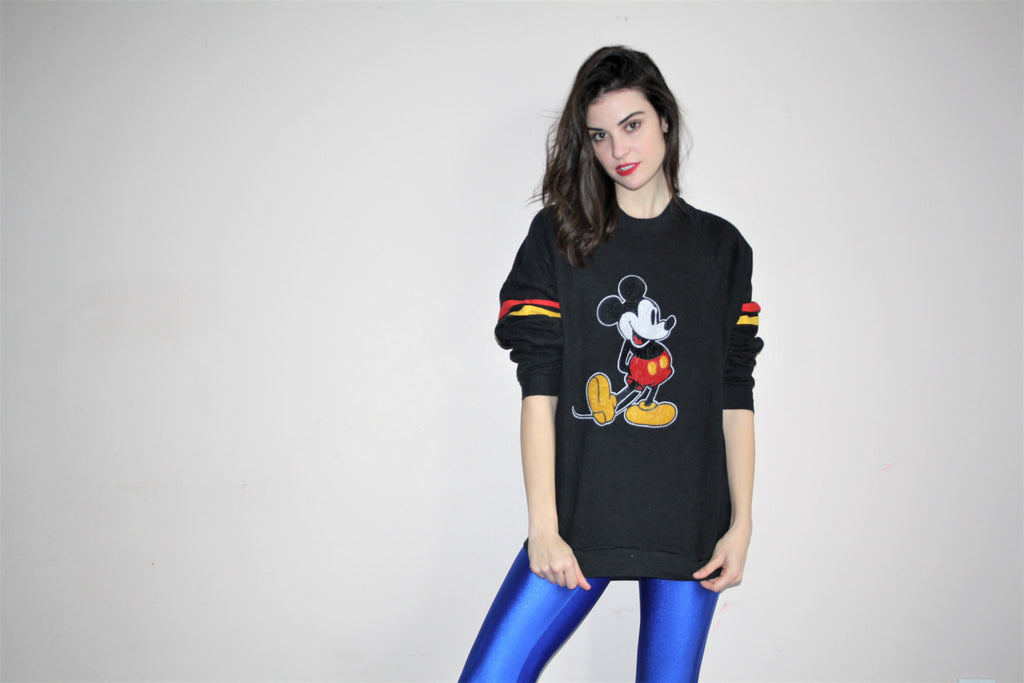 1980s Vintage Disney Mickey Mouse Sweatshirt
