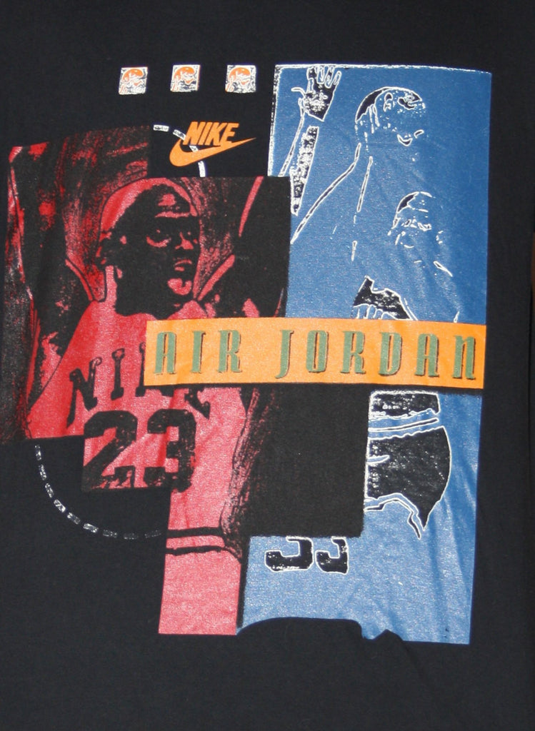 1990s Nike Air Jordan NBA T Shirt