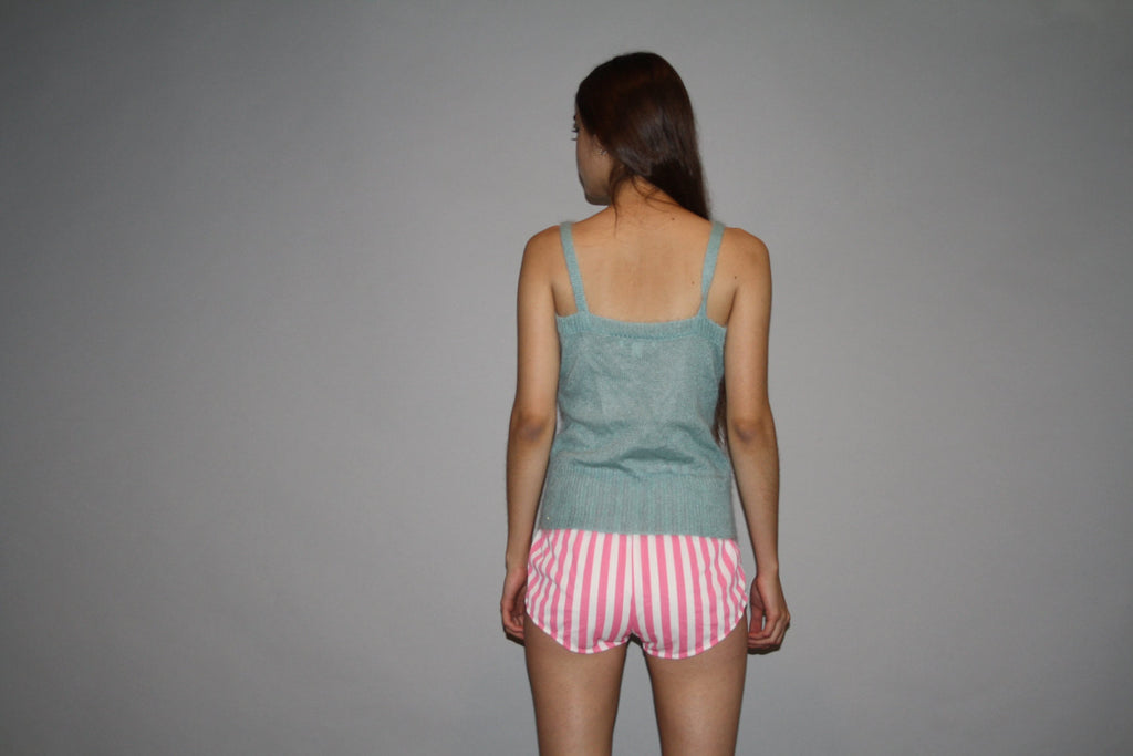 80s booty shorts