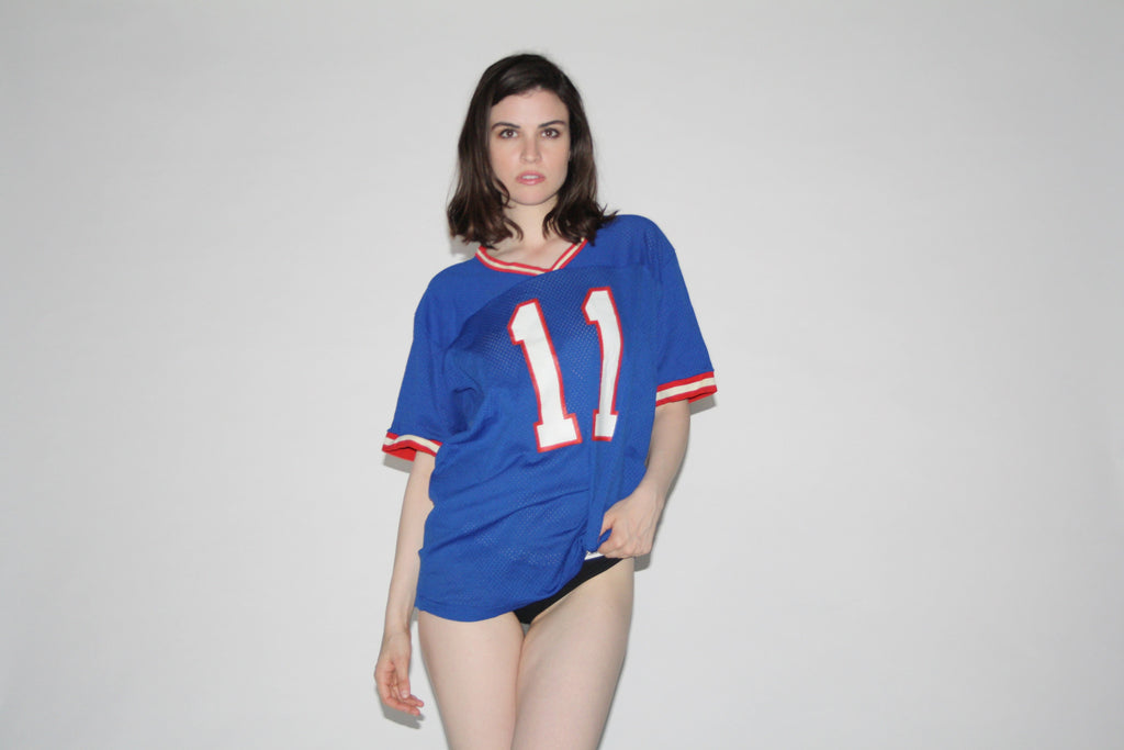 80s Vintage New York Giants NFL Football Jersey