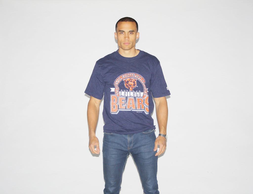 1993 Vintage Chicago Bears NFL T-Shirt