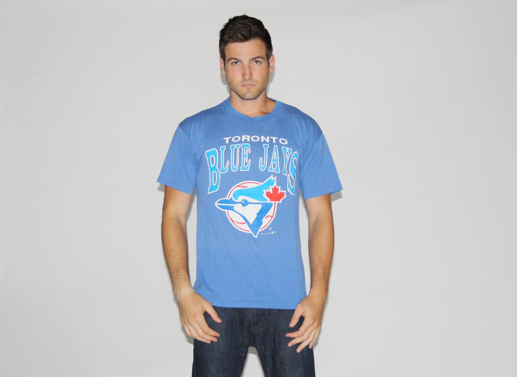 1990s Vintage Blue Jays  T-Shirt Top