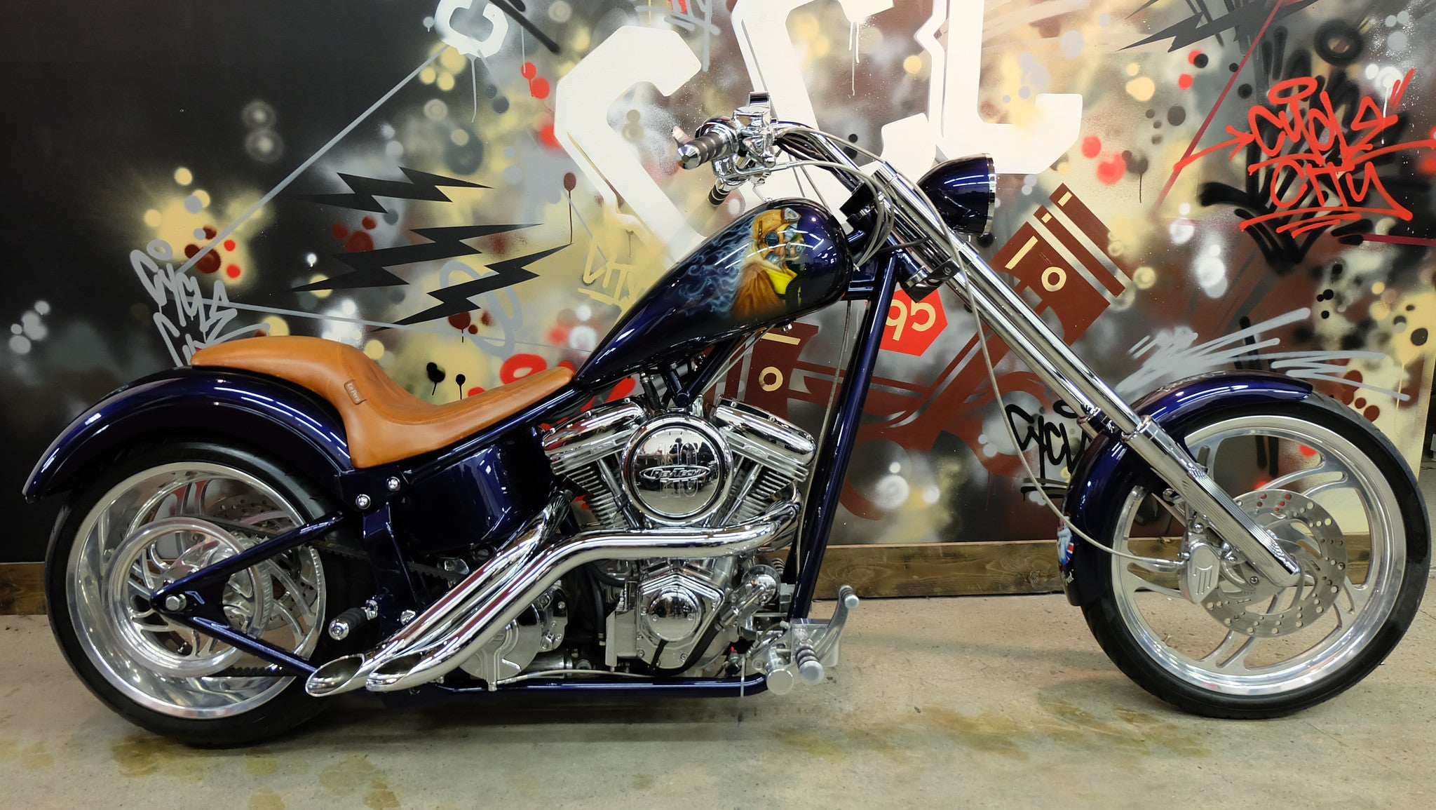 Custom Softail