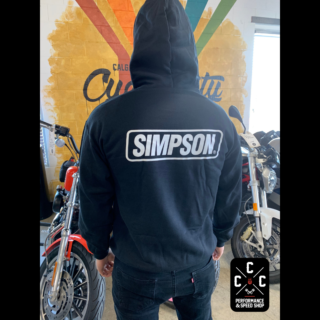 Simpson Hoodies