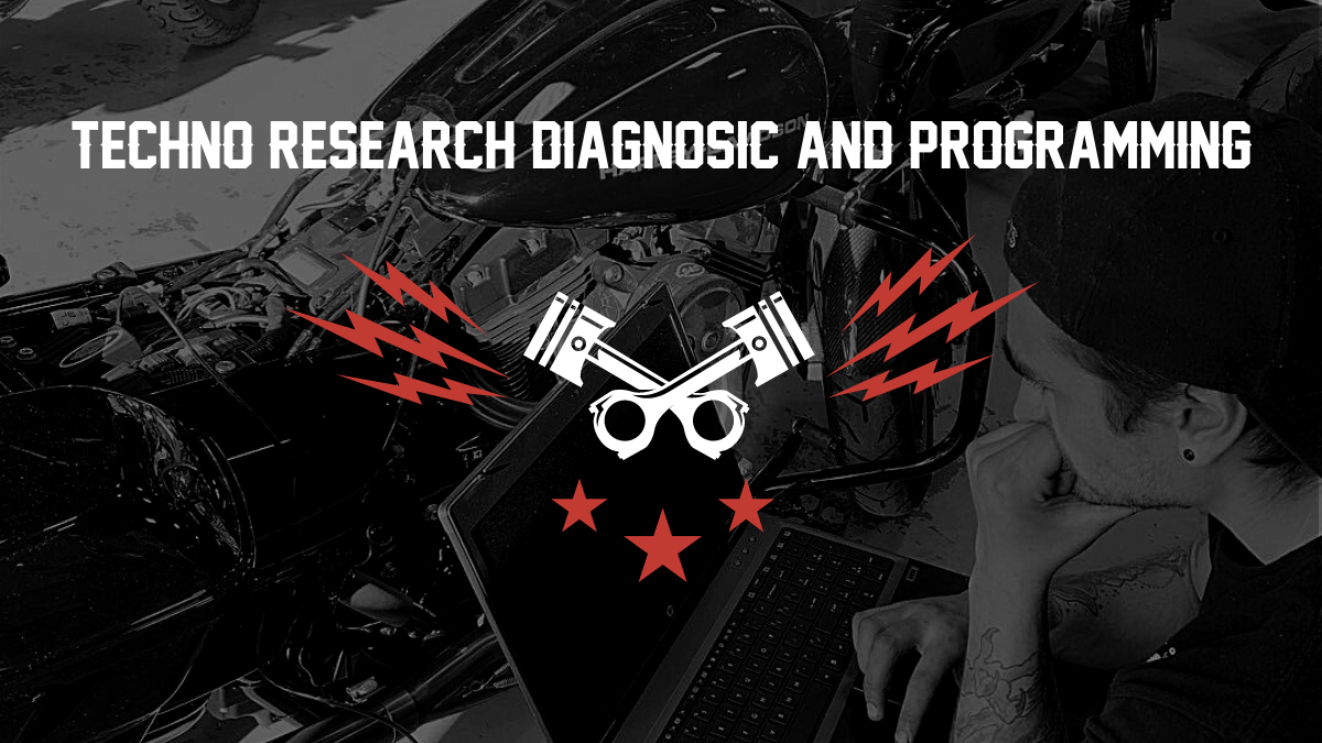 Techno Research Diagnostics for Harley Davidson