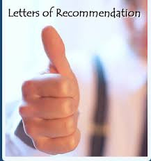Professional Letter of Recommendation Writing and Editing Service by Dr. Robert F. Edinger