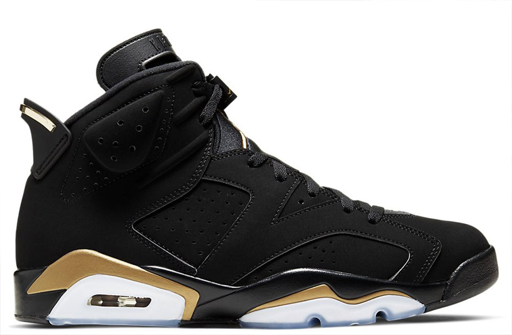 Jordan 6 Retro SE Black / Metallic Gold