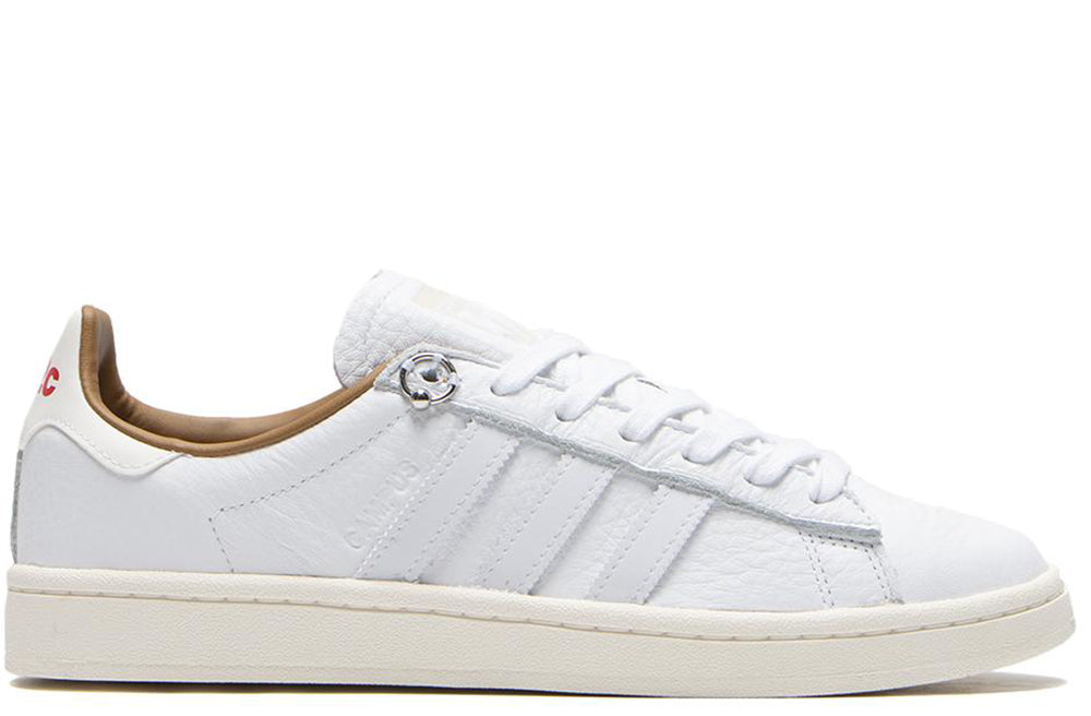 adidas by 032c Campus Prince Albert / White