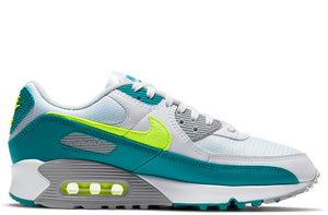 Nike Air Max III White / Hot Lime