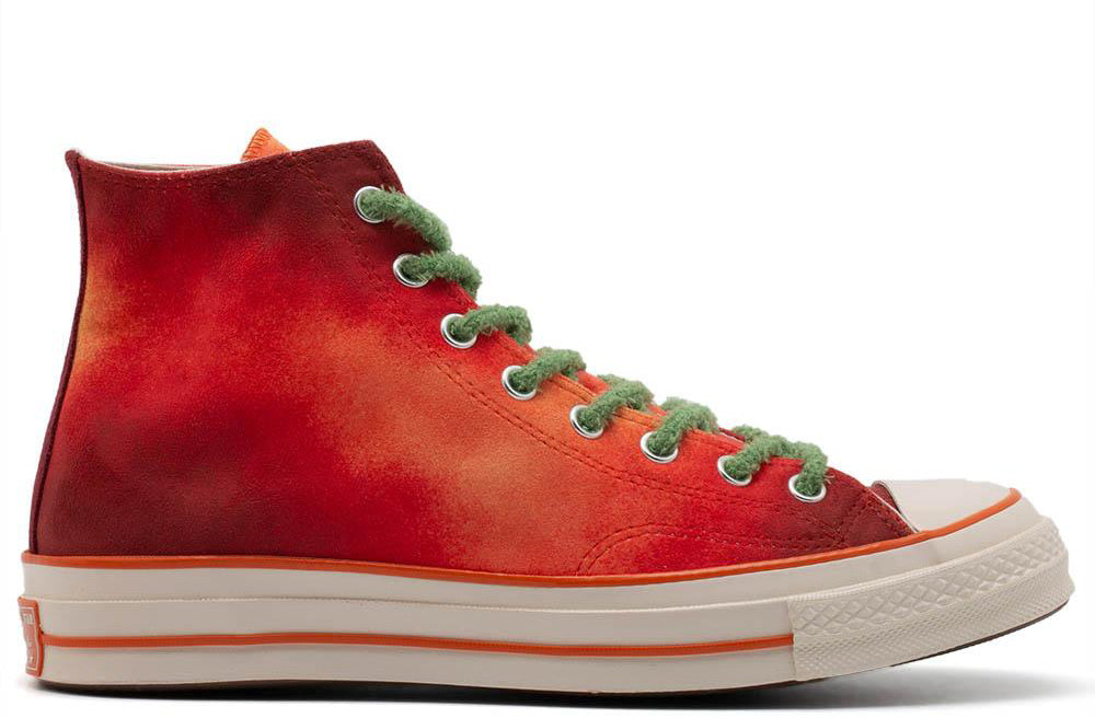Converse x Concepts Chuck 70 Orange / Red