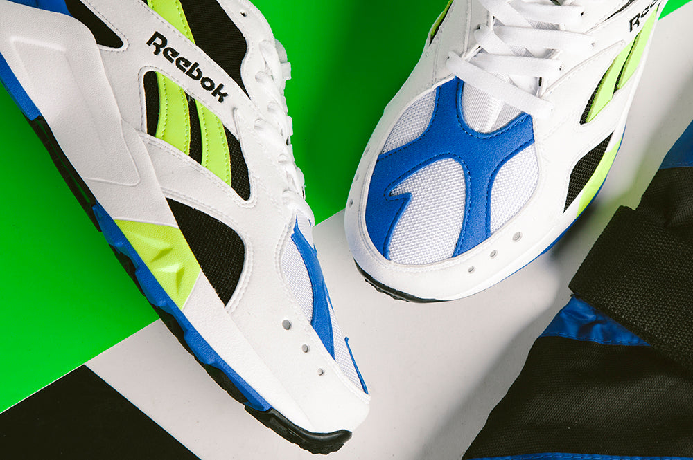 Reebok Aztrec White / Black