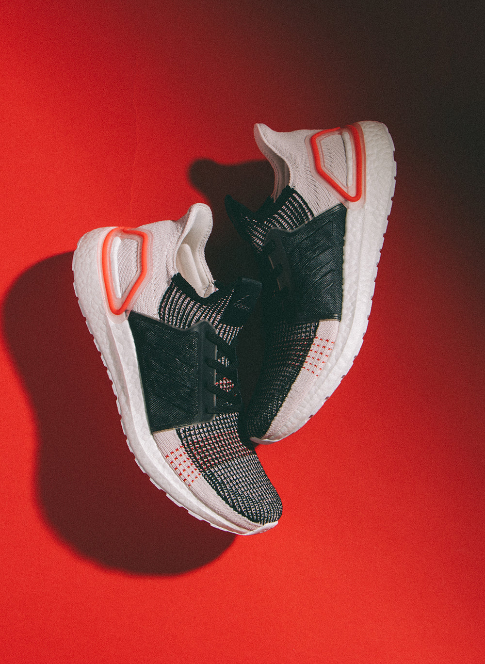 adidas Ultraboost 19 Core Black / Orchid Tint
