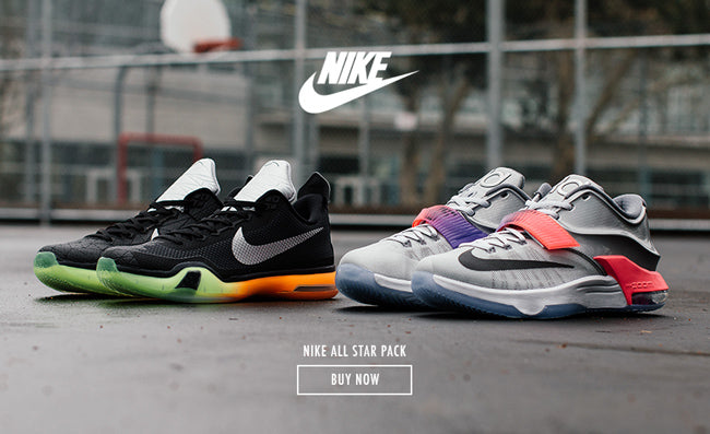 new arrival b9165 0bde2 NIKE KOBE X AND KD VII ALL STAR PACK QS AVAILABLE NOW – Dead
