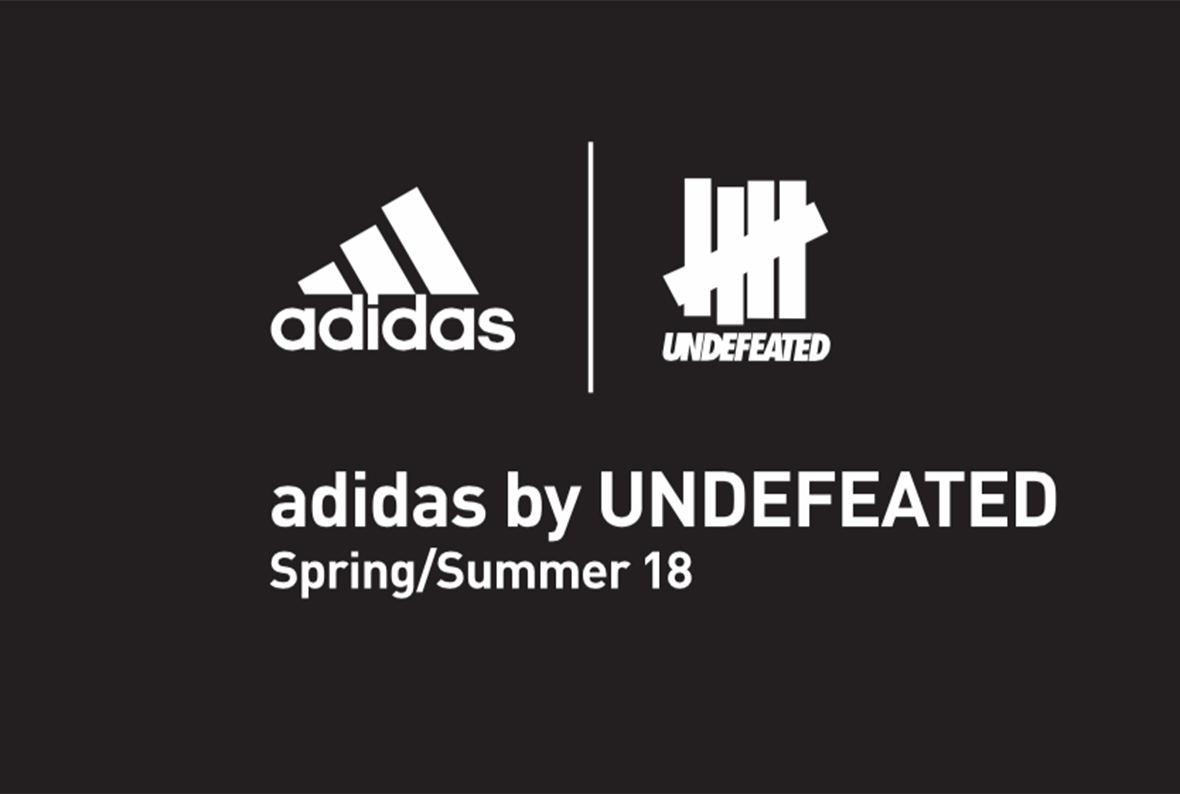ADIDAS BY UNDFTD | SPRING / SUMMER 18