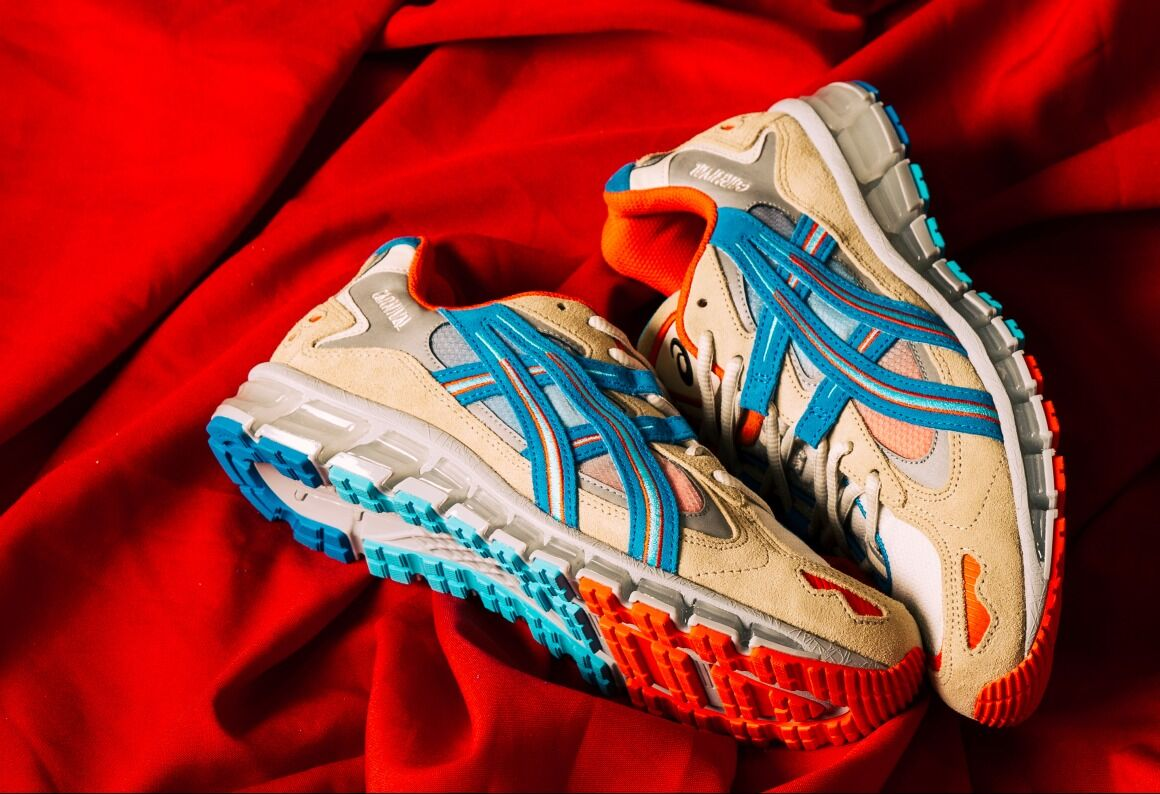 ASICS x Carnival Gel-Kayano 5 360 / Putty - march 2 (6 am)