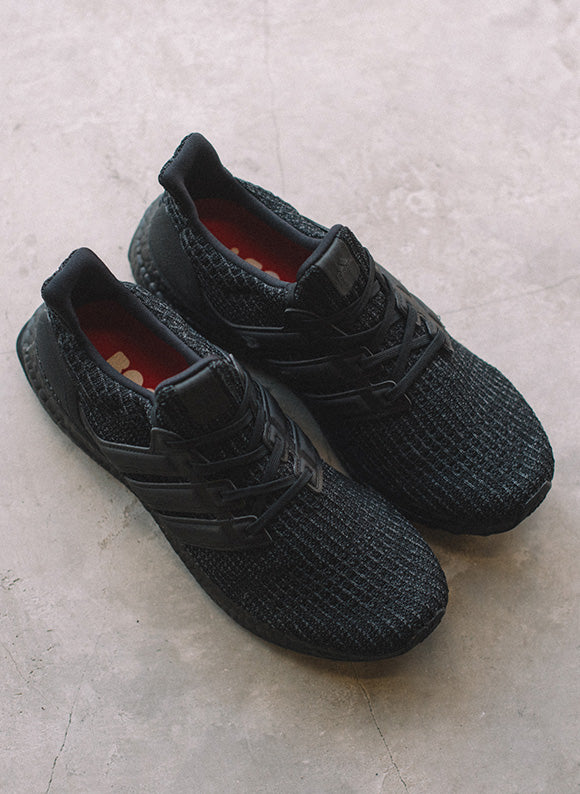 adidas Ultraboost 4.0 Core Black / Black