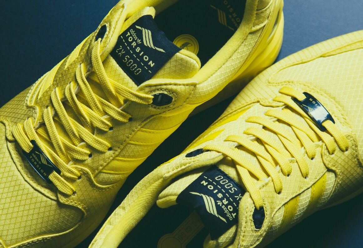 adidas a-zx bright yellow - feb 23 (5 pm)