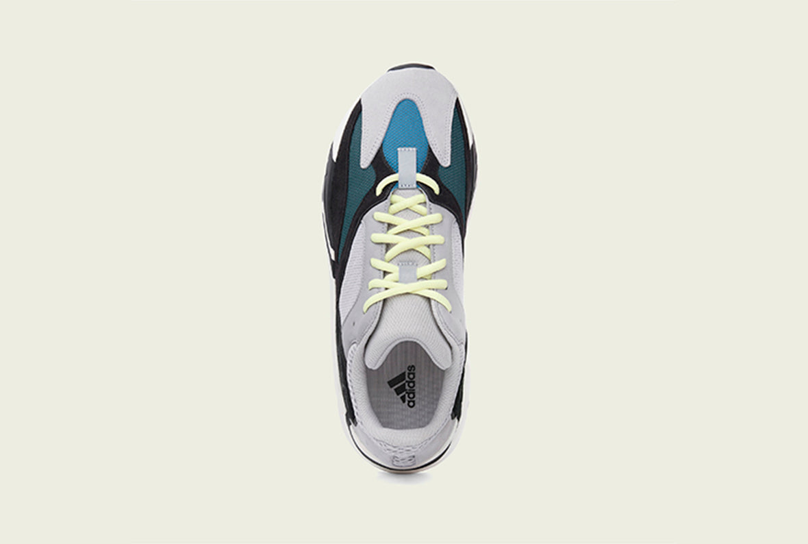 premium selection 9a7e8 ccf24 adidas Originals Yeezy Boost 700 Wave Runner / Multi Solid ...