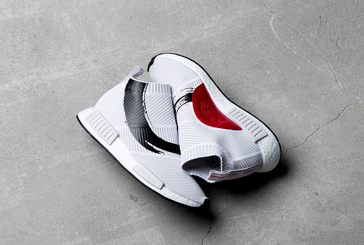 adidas Energy NMD CS1 PK Enso / White
