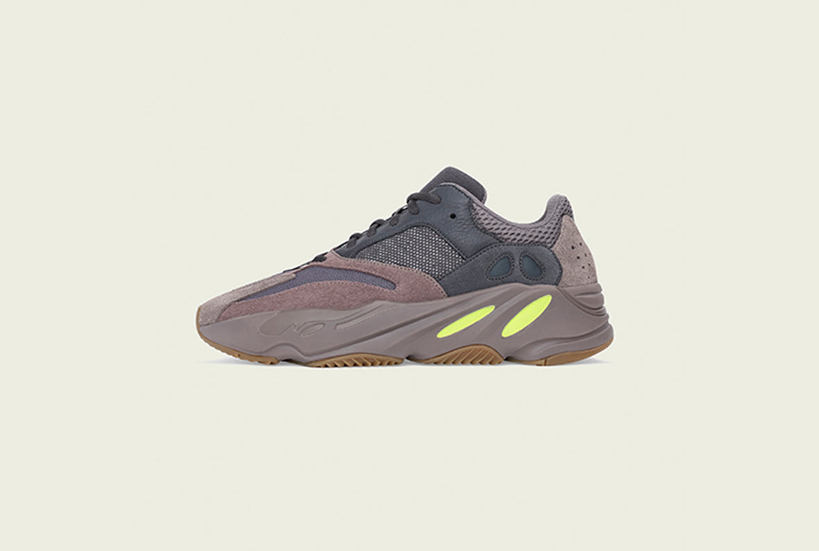 the latest f5969 d80cd adidas Originals Yeezy Boost 700 Wave Runner / Mauve ...