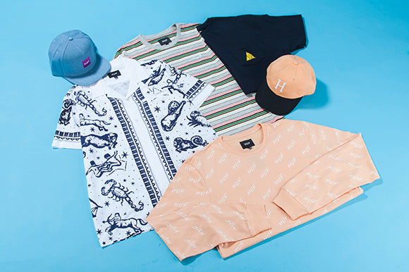 New Arrivals | HUF