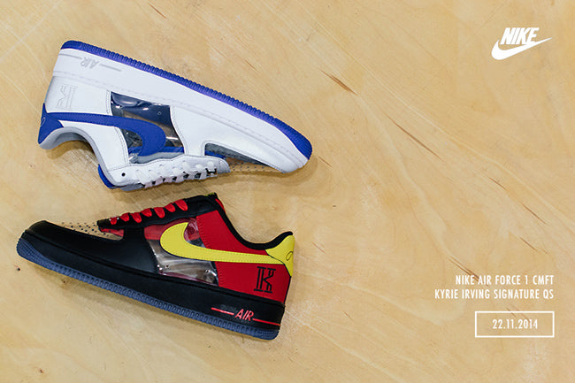 c138162fb682 NIKE - AIR FORCE 1 LOW KYRIE IRVING – Deadstock.ca