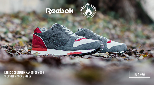 official shop high fashion various colors REEBOK - HANON GL6000 3 CASTLES PACK– Page 11– Deadstock.ca