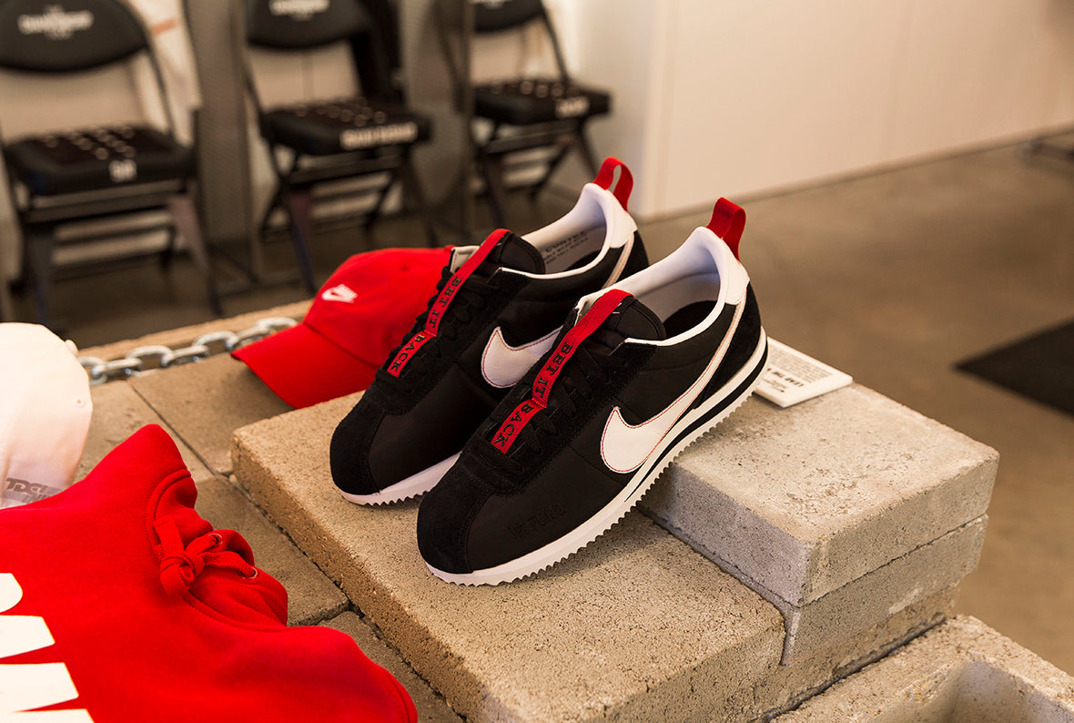 Nike Cortez Kenny III Black | TDE Pop-up Day 2
