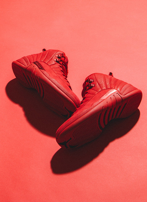 Jordan 12 Retro Gym Red / Black