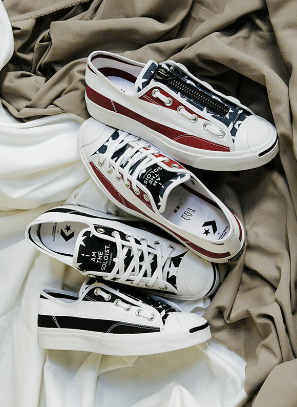 new concept 05396 3a103 Converse x The Soloist Collection