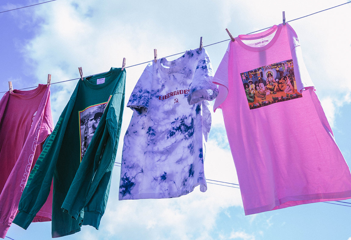 Summer Tees Collection