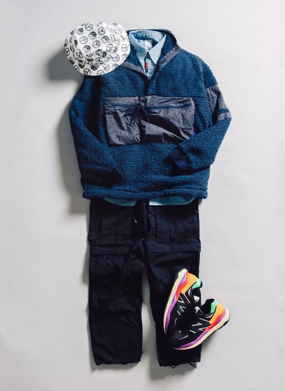 new balance 5740 outfit - feb 3 (10pm)