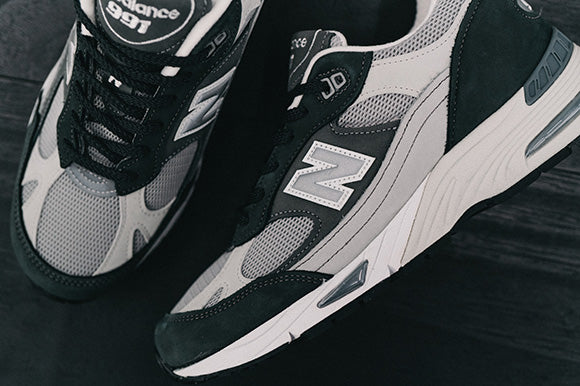 best service 76023 a90be NEW BALANCE M991XG MADE IN THE UK   GREY