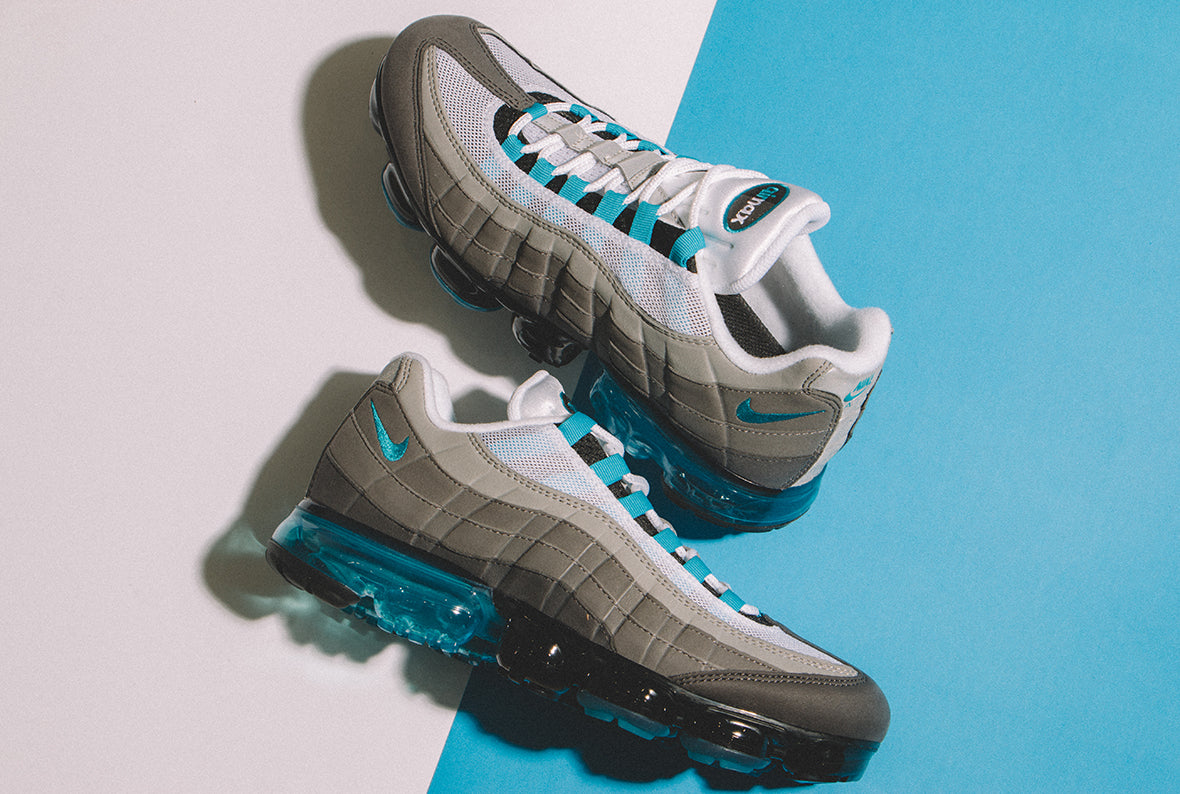 Nike Air Vapormax 95 Black / Neo Turquoise